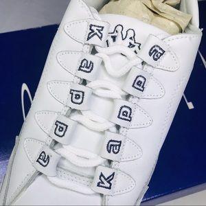 NEW IN BOX, Vintage, Kappa Yarn Sneakers